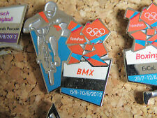 London Olympic Games 2012: Sports Venue Pin: BMX Honav 1866