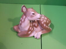 ROYAL COPENHAGEN PORCELAIN DEER FAWN 1969 - 73 BACKSTAMP MODEL 2609