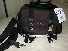 NWT CANON 200DG Digital CAMERA/GADGET BAG for 5,6,7D~60,70D,650,700D~T31,T4I NEW