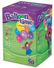 Balloon Time Disposable Helium Jumbo Tank 50 Balloons included. SPECIAL DEAL!