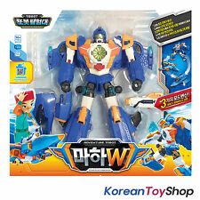 TOBOT Mach W Transformer Robot to Fighter Toy Figure Korean Animation 3 Modes