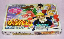 Nintendo Gameboy Advance Juego-Konjiki NO GASHBELL!!! Makai no marcador (JPN)