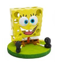 "SpongeBob Squarepants LARGE 6"" SWIM THROUGH Fish Aquarium Decoration SBR40"