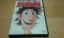 Como nuevo DVD de la película  LLUVIA DE ALBONDIGAS - Item For Collectors