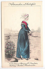 CPA NORMANDIE 50 - COSTUME FOLKLORE ROBE NORMANDIE COUTANCES GAVRAY PERIERS ~A77