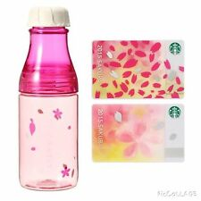 Starbucks SAKURA Cherry Blossom Sunny Bottle 2015 Japan Limited Edition 500ml