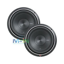 """(2) ROCKFORD FOSGATE P2D2-12 12"""" PUNCH P2 DUAL 2-OHM SUB WOOFERS 800W RMS *PAIR*"""