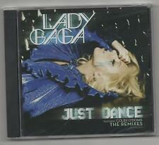 Lady Gaga Just Dance 2008 Remixes 4 Track CD