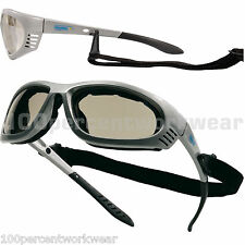 Delta Plus Venitex BLOW SMOKE Work Safety Glasses Specs Spectacles Sunglasses