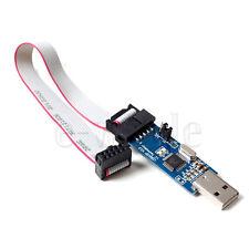 ATMega8(L) Programmer ISP Downloader USB ASP fit for 51 AVR Arduino Win7 HM