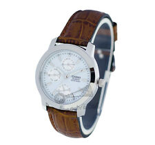 -Casio MTP1192E-7A Men's Strap Fashion Watch Brand New & 100% Authentic
