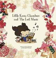 KASEY CHAMBERS Little Kasey Chambers And The Lost Music BOOK/CD BRAND NEW
