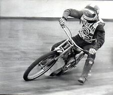 E Photo Foto Mauro Ferraccioli speedway rider ---2