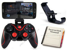 Wireless Controller Game Pad Joystick For Android Smart Phones Tablet + Clip