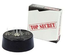 Top Secret Spinning Top Spins for Hours Fascinations Magnetic Spin Toy Kinetic