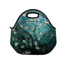 Fashion Insulated Neoprene Lunch Tote Bag Picnic Bag Cool Bag with Zip& Handles