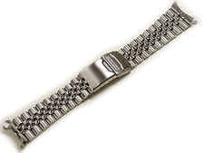 New Seiko SKX007 SKX009 OEM Jubilee Original Bracelet 22mm Solid Links 44G1JZ