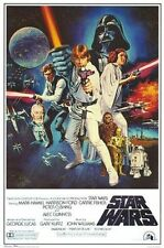 STAR WARS - A NEW HOPE MOVIE POSTER - 24x36 CLASSIC VINTAGE 5025