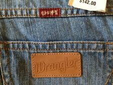 Wrangler by Built by Wendy Jeans. WE140CR. W30L32.NWT.$142