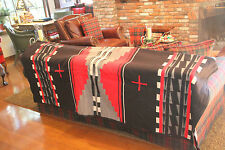 "PENDLETON BLANKET/ ROBE 64"" x 80"" NEW WITH TAGS IN BOX "" HIDATSA EARTH """