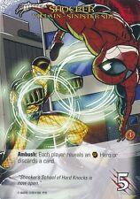 SHOCKER 2014 Upper Deck Marvel Legendary SINISTER SIX