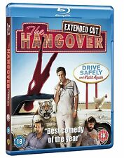 The Hangover on Blu Ray Disc (Extended Cut) Best Comedy of the Year New & Sealed