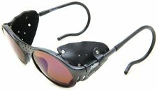Glacier Sunglasses Mountaineering Julbo Sherpa Hiking Leather Side Shields