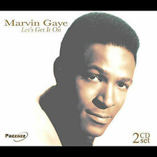 Marvin Gaye - Let's Get It On [CD New]