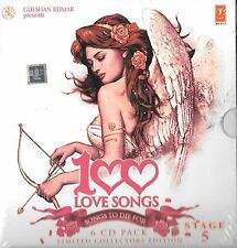 100 LOVE SONGS STAGE 5 - BRAND NEW 6CD BOLLYWOOD COMPILATION SET