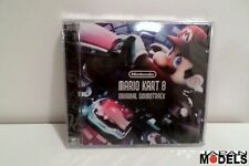 MARIO KART 8 ORIGINAL SOUNDTRACK 2 Cd Audio 68 Brani Club Nintendo Nuovo Raro