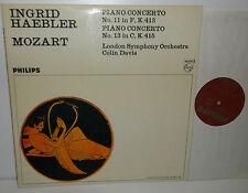 SAL 3645 Mozart Piano Concertos Nos. 11 & 13 Ingrid Haebler LSO Colin Davis
