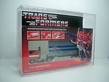 R1059333 OPTIMUS PRIME W/CASE TRANSFORMERS LOOSE MIB 100% COMPLETE