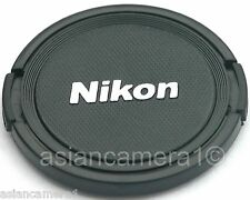 Front Lens Cap For Nikon AF Nikkor 70-210mm F/4-5.6 Lens Snap-on Safety Cover