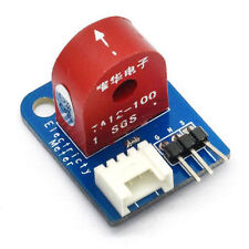 AC 0~5A Analog Current Meter Ammeter Sensor Board for Arduino UNO PIC AVR MCU DS