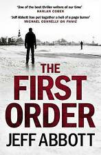 The First Order by Jeff Abbott (Paperback, 2016)