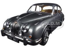 1962 JAGUAR MARK 2 3.8 GUNMETAL LHD 1/18 DIECAST MODEL CAR BY PARAGON 98323