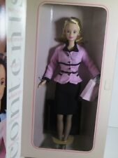 NIB BARBIE DOLL 1998 AVON REP REPRESENTATIVE