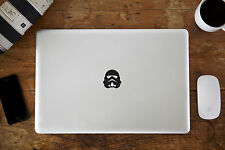 "Storm Trooper Decal Sticker for Apple MacBook Air/Pro Laptop 12"" 13"" 15"""