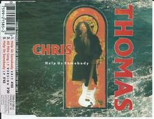 CHRIS THOMAS - Help us somebody CDM 3TR GERMANY 1990 VERY RARE!