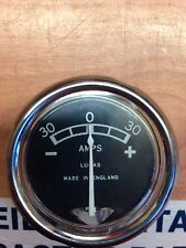 Massey Ferguson TEF FE35 35x 65 135 165 International Tractor Ammeter Gauge