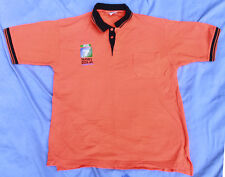 RUGBY WORLD CUP SEVENS 2001 - MADRID 2000 POLO SHIRT SIZE L