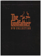 GODFATHER DVD COLLECTION (DVD, 2001, 5-Disc Set)