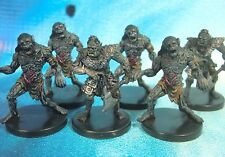 Dungeons & Dragons Miniatures Lot  Orc Zombie Horde Zombie !!  s101