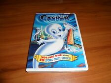The Spooktacular New Adventures of Casper The Ghost Volume 1 (DVD, 2007) Used