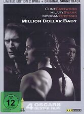 DOPPEL-DVD NEU/OVP - Million Dollar Baby - Clint Eastwood & Hilary Swank