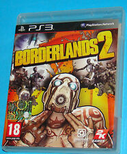 Borderlands 2 - Sony Playstation 3 PS3 - PAL