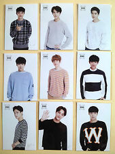 COEX ARTIUM EXO PEPERO Official Post Photo Card Postcard