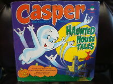 CASPER GHOST HAUNTED HOUSE RECORD LP SEALED HALLOWEEN