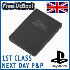 FREE mcboot fmcb 1.953 SONY PLAYSTATION 2 ps2 128mb MEMORY CARD SCHEDE MOD MC Boot