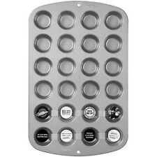 Wilton Recipe Right 24 Cup Mini Muffin Cake Pan